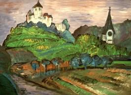 Liechtenstein2-Burg Balzers