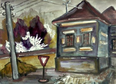 Maehren27-Mikulov-Blaues Haus