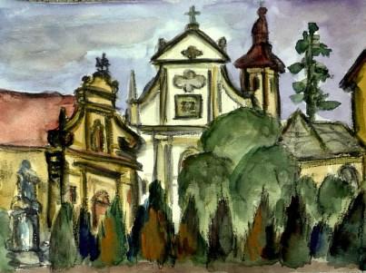 Maehren31-Mikulov-Kloster