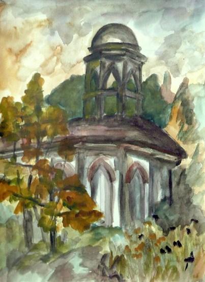 Maehren45-Kapelle auf dem Kopecek