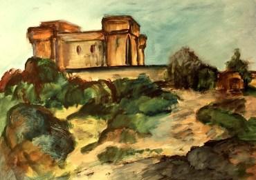 Malta10_Wachtturm bei Marsaxloxx