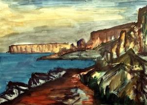Malta19_Blick nach Gozo
