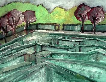 Marzahner Garten-Labyrinth