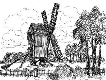 MittelSk10 Beelitz Windmuehle