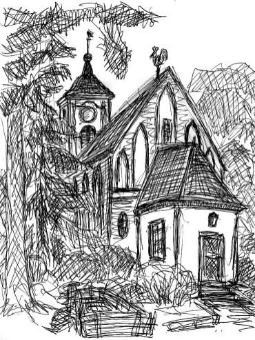 MittelSk10 Neu-Fahrland Dorfkirche