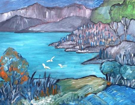 Montenegro3-Shkodra-See