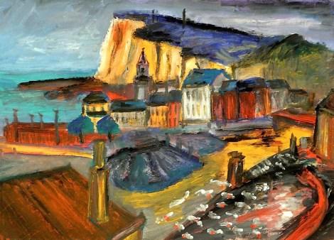 Normandie1_Hafen von Eu-Le Treport