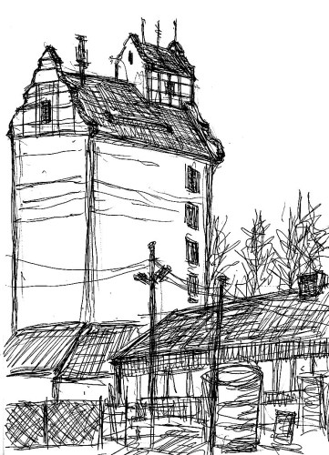 OHVSk1 Oranienburg Alter Speicher