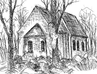 OderSk10 Grunow Kleine Kapelle