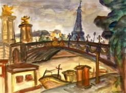 Paris5-blick zum EiffelturmJPG