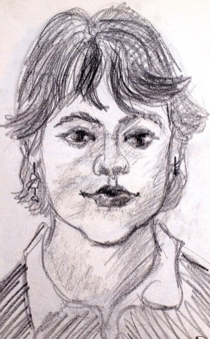 Portrait Claudia