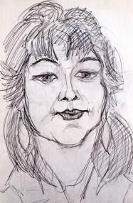 Portrait Corinna