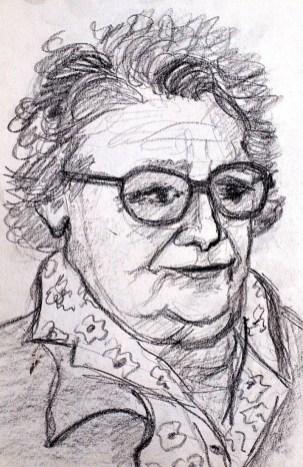 Portrait Frau Baurittel
