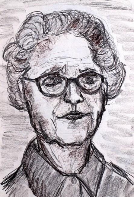 Portrait Frau Schulz