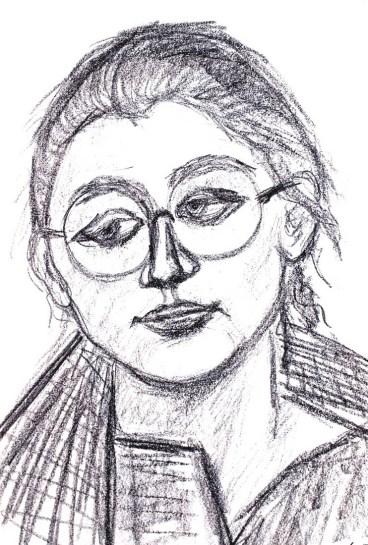 Portrait GudrunII