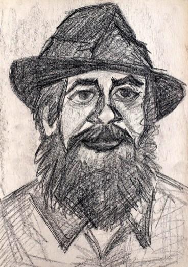 Portrait Knut