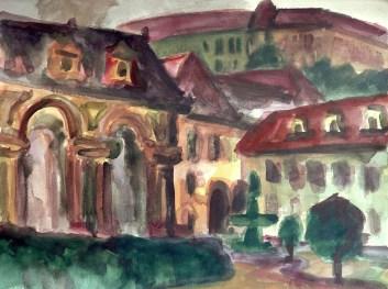 Prag2-Palais Valdstejn