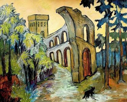 Preussen58_Ruinenberg-Normannischer Turm