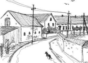 PrignitzSk12 Dorf Vehlin