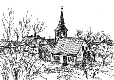 PrignitzSk3 Baelow Dorfkirche