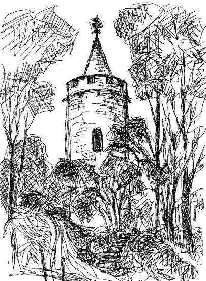 PrignitzSk4 Putlitz Gaenseturm