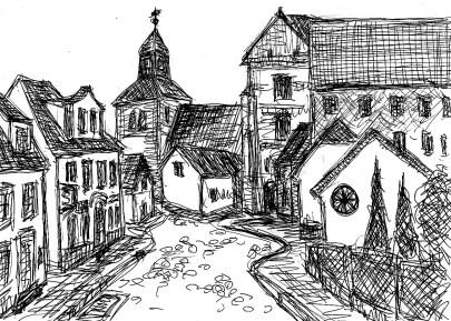 PrignitzSk9 Freyenstein Alte Stadtkirche