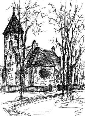 RuppinSk5 Menz-Dorfkirche
