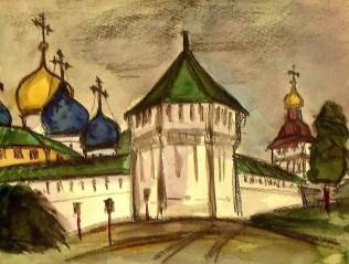 Russland6-Sergiew Posad