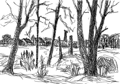 SpreeSk12 Storkow-Landschaft