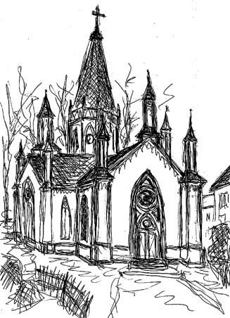 TeltowSk16 Grossbeeren-Kirche