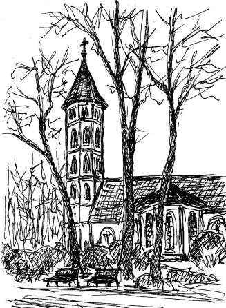 TeltowSk16 Koenigs Wusterhausen-Kirche