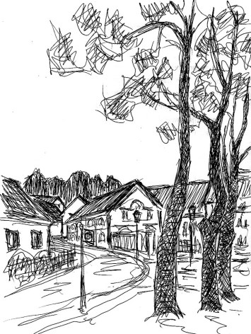 TeltowSk3 Saalow-Dorfstraße