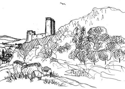 ThrSk29-Ilmtal Ruine Ehrenstein