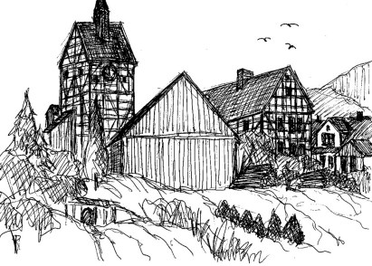 ThrSk30-Ebertshausen Kirche