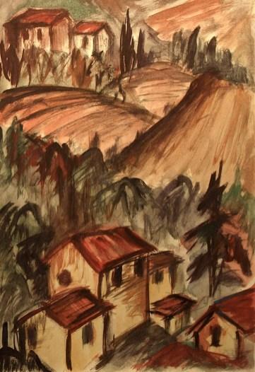 Toscana5_Bauernhoefe im Chianti2