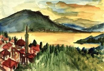 Tuerkei12-Blick zum Marmara-Meer