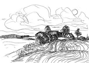 UckerSk2 Felder bei Hardenbeck