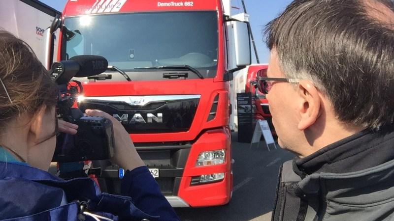 MAN Trucknology 2015