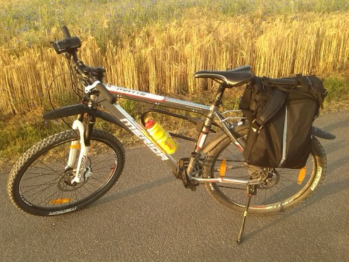 Mountainbike Status: 600KM