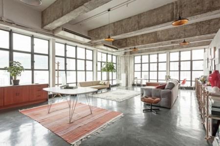 Best Betonvloer Storten Woonkamer Photos - Huis Ideeën 2018 ...