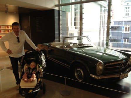 1968 mercedes - yes please!