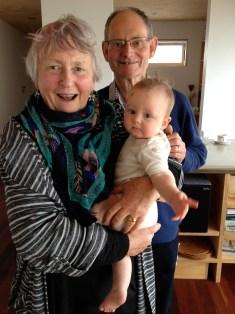 Julie & Robin visit from wellington