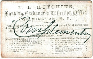 Back of Ticket