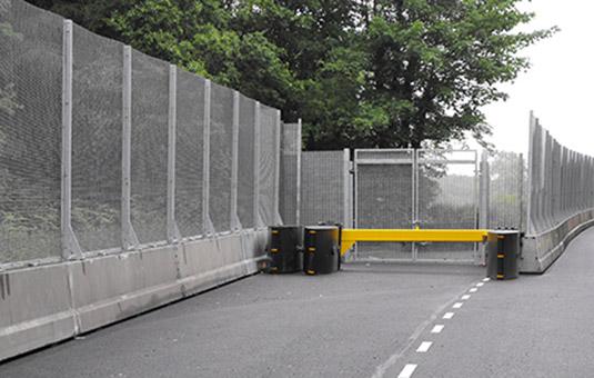 Gate Security Guard