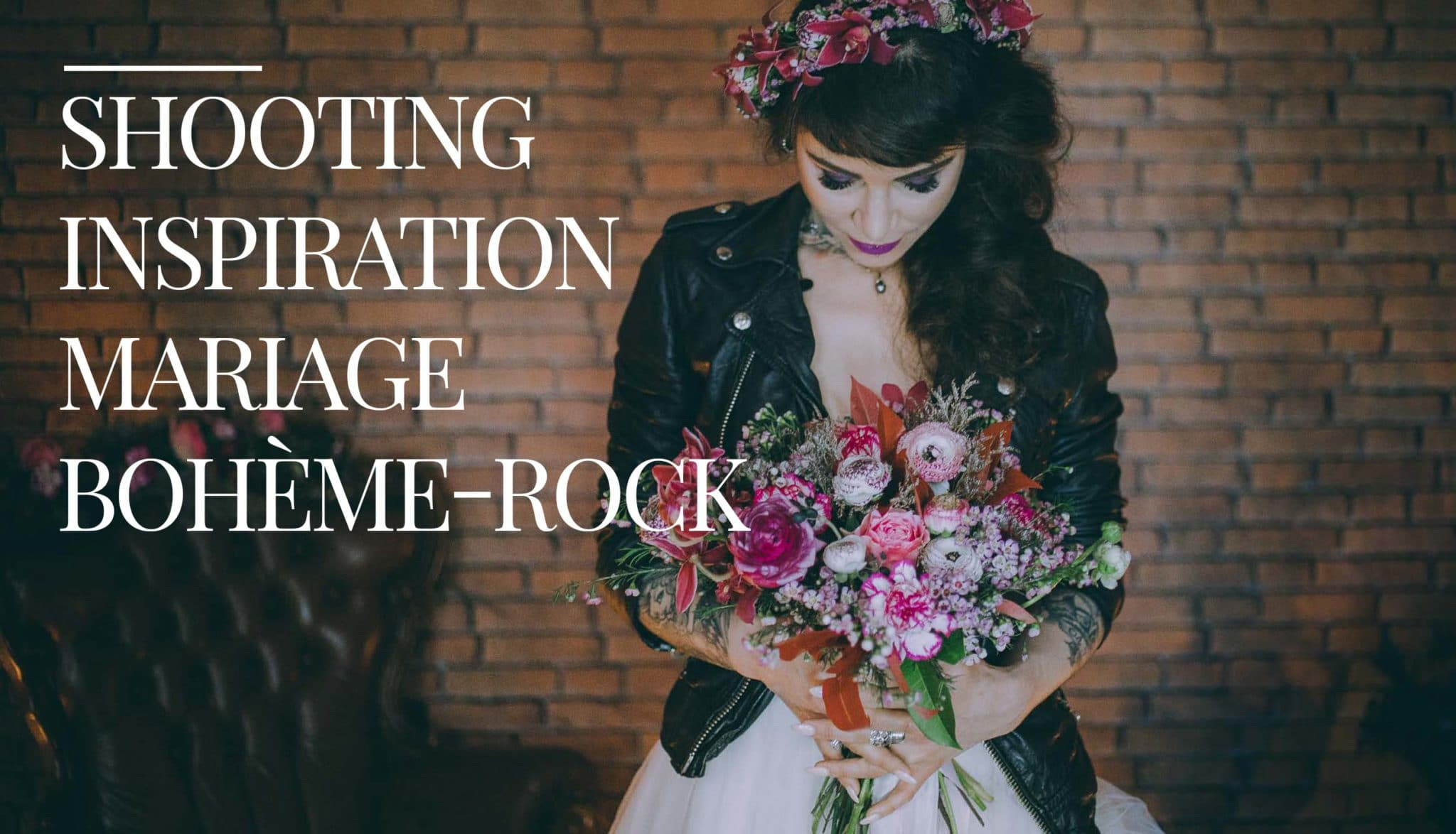shooting inspiration mariage bohème rock photographe marseille - thomas bertini photography