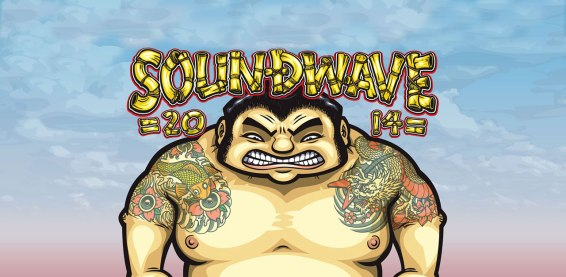 soundwave-2014-lineup