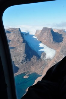 Between York Sound and Iqaluit, Nunavut, Aug. 27, 2014. Photo: Thomas Rohner