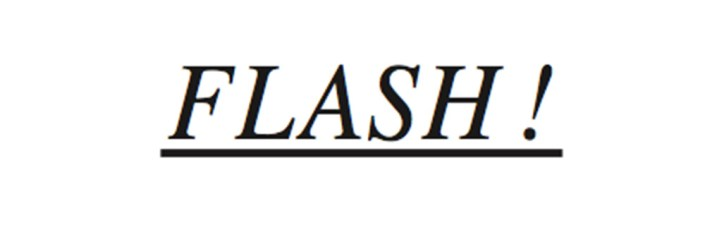 Webzine FLASH!