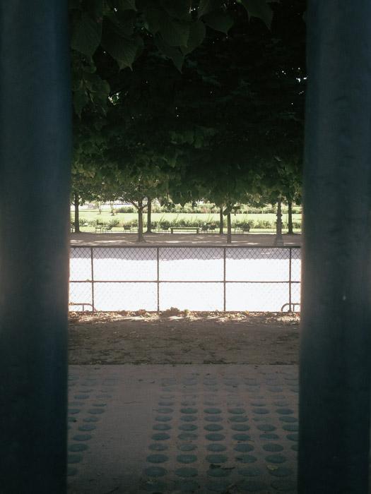 Projet 52 - Le jardin des Tuileries