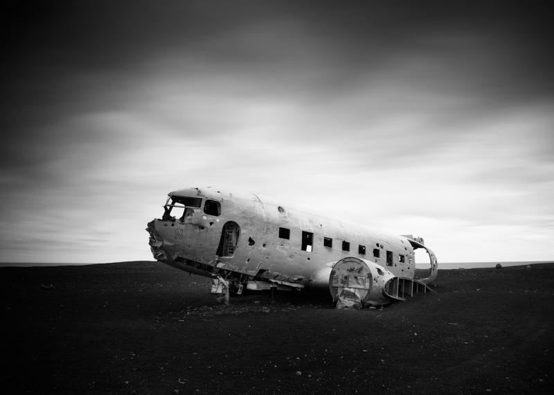 Projet 52 - epave avion DC3
